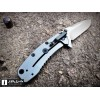 Нож складной Kershaw Cryo II, Titanium Carbo-Nitride Coated Handle