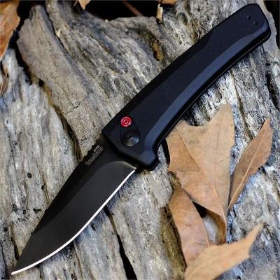Нож складной Kershaw Launch 3, 7300BLK, 3.4 in. CPM154 Blade, Black Auto Knife