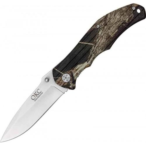 Нож складной Ontario Camo Folder