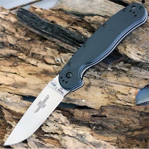 Нож складной Ontario Rat 1 Folder, D2 Blade