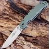 Нож складной Ontario Rat 1 Folder, D2 Blade, OD Green