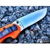 Нож складной Ontario Rat 1 Folder, D2 Blade, Orange