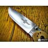 Нож складной Ontario Rat I Folder Desert Tan