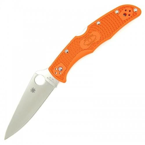 Нож складной Spyderco Endura 4 Orange