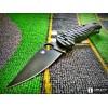 Нож складной Spyderco Para-Military 2 Black G10 Custom Handle