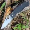 Нож складной Spyderco Para-Military 2, CPM M4 Blade, Carbon Fiber Handle