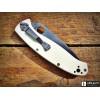 Нож складной Spyderco Resilience Custom White G10 Handle