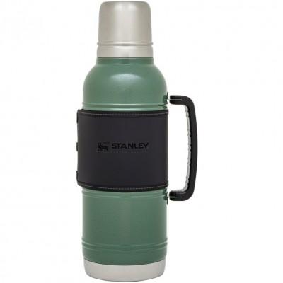 Термос Stanley Legacy QuadVac Thermal Bottle, 1.9L, OD Green