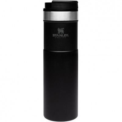 Термокружка Stanley STA9850002 The NeverLeak Travel Mug 0,59L, Black